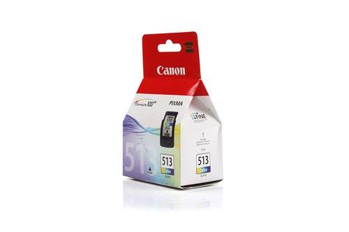 Preisvergleich Produktbild Inkjet-Patrone, für PIXMA MP-240 / 270, Inhalt 13ml, cyan/magenta/gelb