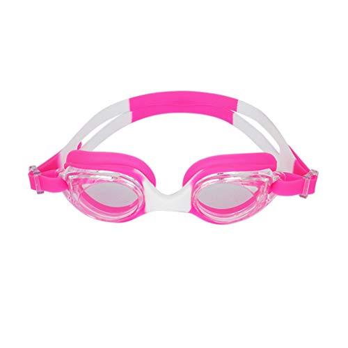 Provide The Best BOIHON Jungen Mädchen Schwimmen Sommer Brillen schützen Augen Schwimmbrillen Adjustable Kinder Kinder Antifog Brillen