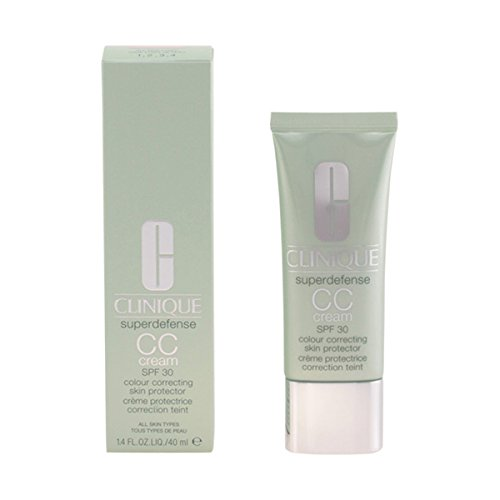 CLINIQUE SUPERDEFENSE CC SPF30 MEDIUM DEEP 40 ML