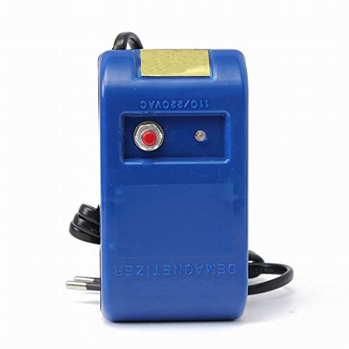 BONNIO Professionelle Uhr Entmagnetisierer/Magnetisierer Entmagnetisierungsmaschine Uhrmacher Repair Tool