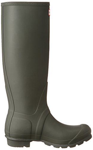 Hunter - Original Tall Classic, Stivali, unisex Dark Olive