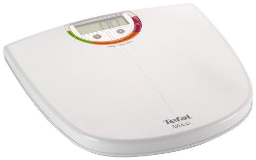 Tefal Evolis Bilancia pesapersone elettronica Bianco
