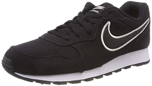 factory authentic b084f b87e3 Nike Men s Zapatillas Md Runner 2 Se Black Fitness Shoes 001 ...