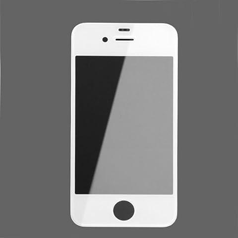 Weiß Front Scheibe Display Glas Displayglas Displayscheibe für iphone 4 4S 4G (März Glas)