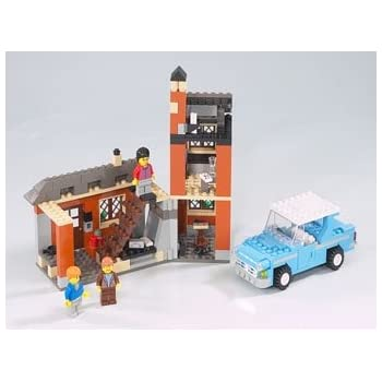 LEGO Harry Potter 4728: Escape from Privet Drive: Amazon.co.uk: Toys ...