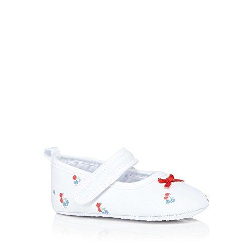 j-por-jasper-conran-kids-bebe-ninas-de-color-blanco-cherry-impresion-botines-rosso-talla0-3-meses