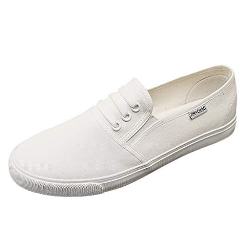 Lilicat_Damen Casual Slipper Flatschuhe Low-top Schuhe Bootsschuhe Leder Loafers Fahren Flache Schuhe Fitness Sportschuhe Sneaker