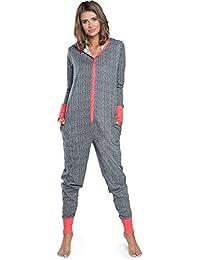 cheap for discount 7939e f9c26 Suchergebnis auf Amazon.de für: jumpsuit damen schlafanzug ...
