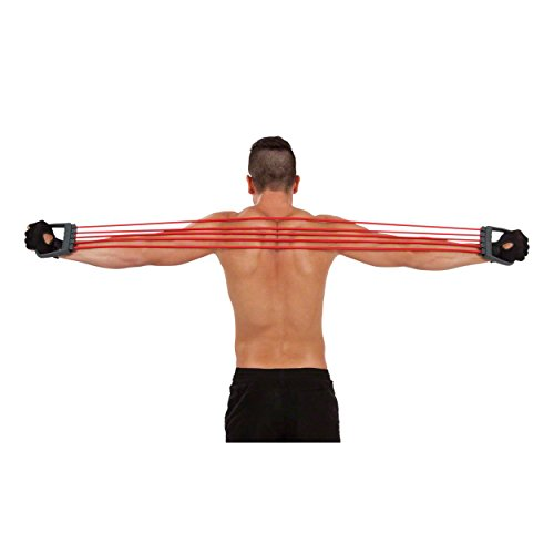 #ELASTIKON-Expander Ausführung String-Stärke 15 – 75 Kg#
