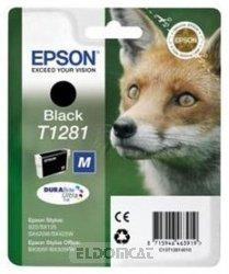 Epson c13t12814022 inchiostro, nero