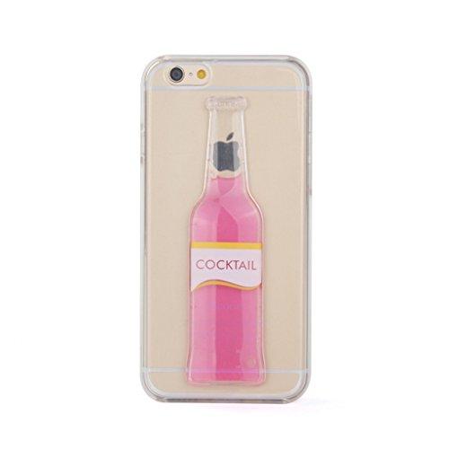 Forepin® Trasparente Custodia Sacchetto per Apple iPhone 6 / 6S 4.7