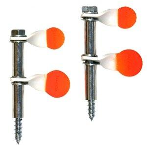Jack Pyke Mini Screw In Spinner Target 2 Pack