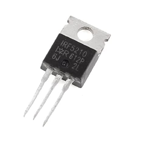 IRF5210 P-Channel MOSFET Transistor 100V M 40A 60 Ohm