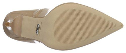 Buffalo 11335x-269 L Patent Pu, Escarpins Femme Beige (Nude 01)