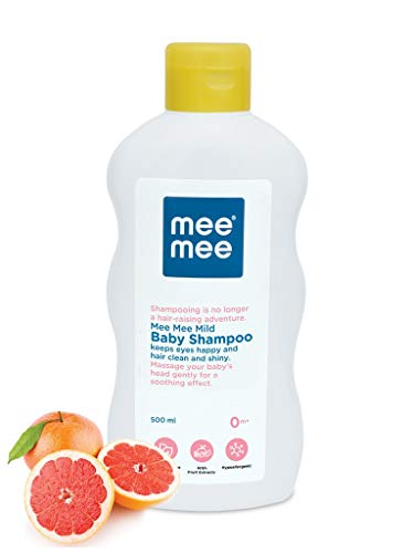 Mee Mee Mild Baby Shampoo (with Fruit Extracts - 500 ml)