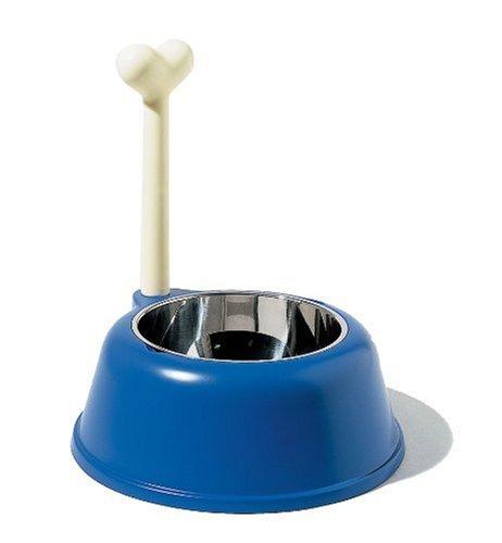 A-di-Alessi-AMMI02-AZ-Lupita-Ciotola-per-cani-in-resina-termoplastica-con-coppa-in-acciaio-inossidabile-1810-blu