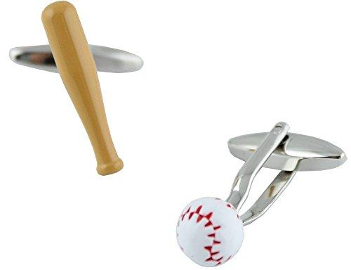 Gemelli Mazza E Palla Da (Baseball Gioielleria)