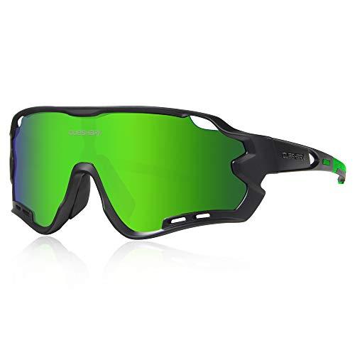 Ravs Schutzbrille Radbrille Fahrradbrille Triathlon  Sportbrille mit Klarglas