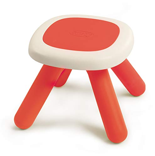 Mesa/taburete infantil rojo de Smoby (880203)