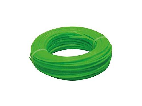 TOOLLAND – dc16050 fil pour coupe-bordure Lot de 50 m Longueur x 1,6 mm épaisseur (90)