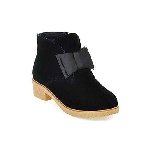 chaussures Sandales Balamasa Noir Compensées Abl09776 Femme H4troqw gfPq4Fx