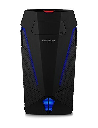Medion Erazer X5340 F Intel Core i7-4790K, 32GB RAM, 480GB SSD, 4TB HDD, GeForce GTX Titan X 12GB