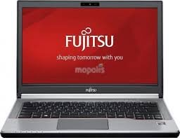 Fujitsu LIFEBOOK E754 VFY:E7540M75CNDE 39,6 cm (15,6 Zoll) Laptop (Intel Core i5 4210M, 8GB RAM, 256GB SSD, DVD) schwarz