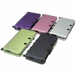Coque Rigide antichoc en aluminium Coque de protection pour Nintendo New 3DS