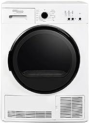 Super General 9 kg Front Loading Dryer, 15 Programs, Condenser-Dryer, 1950W power, Energy-efficient, SGWD-9700