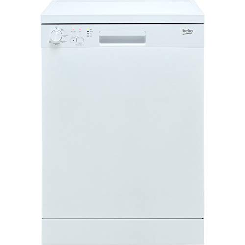 31YOQgJFLDL. SS500  - Beko DFN15R10X Freestanding A+ Rated Dishwasher - White