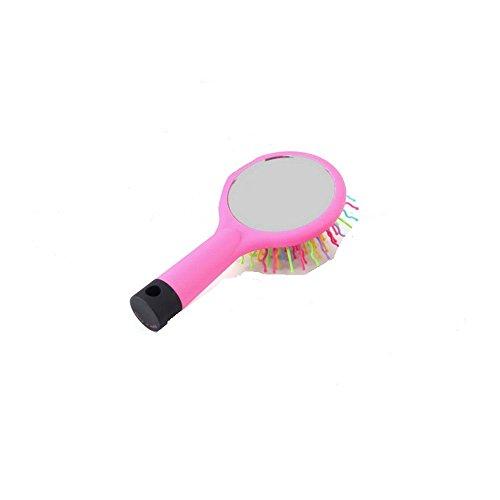 brosse cheveux antistatique demelant volume coloris rose envoi rapide de france