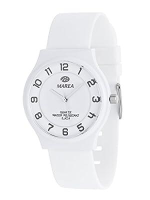Reloj Marea Unisex B35519/2 Esfera 40mm Blanco