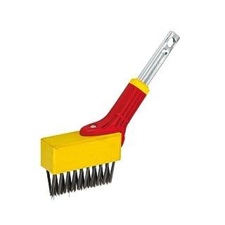 Wolf-Garten FBM Multi-Change Weeding Brush Cleaning Tool Head