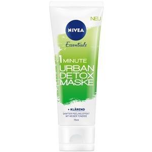 Nivea Face Care Essentials 1Minute Urban Detox Mask 75ml by Nivea