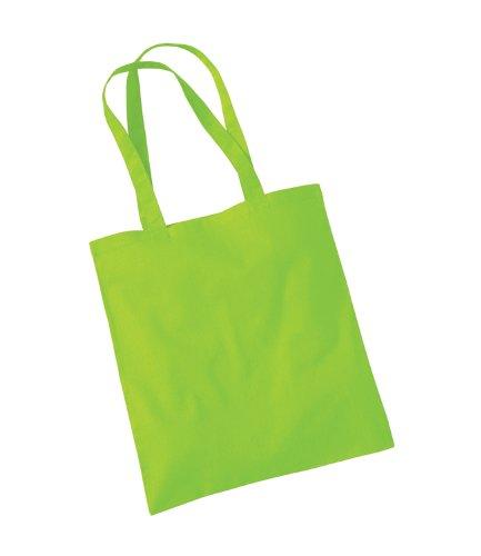 Westford macina da donna adulti ciuccio borsa a tracolla Verde lime
