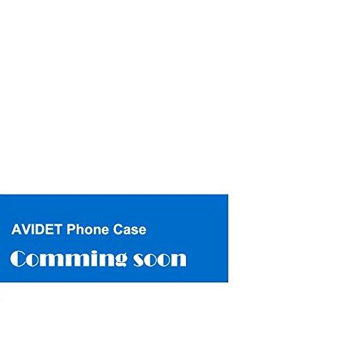 AVIDET Google Pixel XL Hülle - Bumper und Anti-Scratch 2 In1 TPU Silikon Case für Google Pixel XL (Weiß)