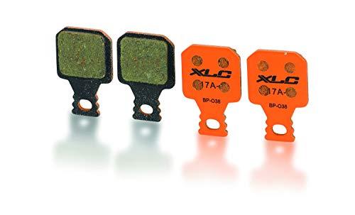 XLC Dischi pastiglie Freno BP-O38, 2500396400