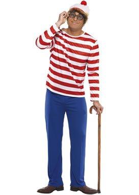 Costume Où est Charlie dessin animé Déguisement taille M