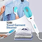 #4: Swabs TOBI Wrinkle-Free Clothes Even When You're on The Go with The TOBI Travel Steamer As Seen on TV!