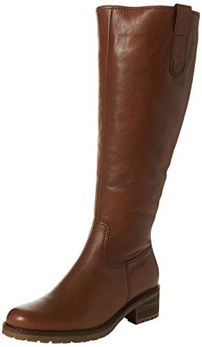 Gabor Shoes Damen Comfort Basic Stiefel, Beige (12 Caramello (Mel.), 37.5 EU