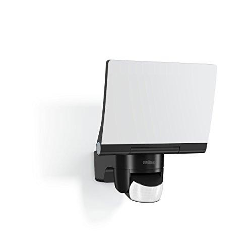 Steinel LED-Strahler XLED Home 2 XL schwarz, 1608 lm, 140° Bewegungsmelder, 20 W, voll schwenkbar, LED Flutlicht, 4000 K -