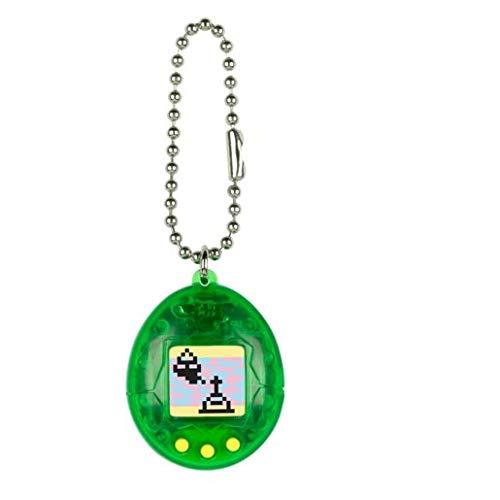tamagotchi - transparent green
