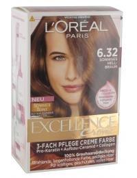L'Oréal Excellence Creme sonniges Hellbraun 6.32 1 pcs (Excellence Creme)