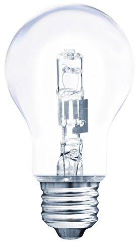Müller-Licht Halogen AGL-Form A55 57 W, E27, 915 lm, 2900 K dimmbar, 10-er Set 16432-10