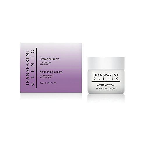 Transparent Clinic - Crème Nutritive à L'Avocat, 50ml