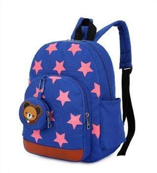 QYYDSB Schultaschen Mode Kinder Taschen Nylon Kinder Rucksäcke Für Kindergarten Schule Rucksäcke 02 Galaxy Nylon Parka