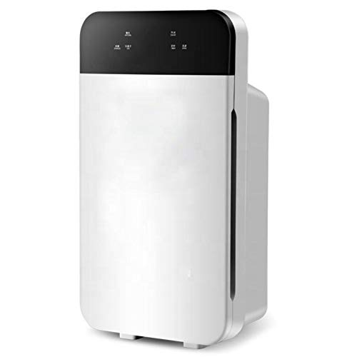 Air Pre Cleaner (Air Purifier for Home mit True HEPA Filter, Odor Allergies Eliminator for Smokers, Dust, Mold, Pets, Air Cleaner mit Night Light Odor Eliminator)