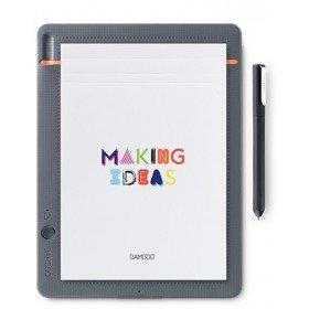 paper tablet WACOM Bamboo Slate A5 Smartpad / Digitalizzatore di Appunti e Disegni su Carta