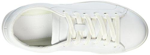 Lacoste - Straightset 316 1, Scarpe da ginnastica Donna Bianco (Weiß (Wht 001))