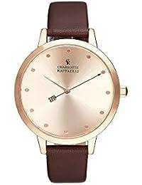 Reloj mujer Charlotte rafaelli en acero básico 36 mm crb006
